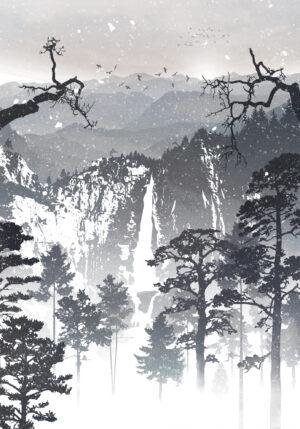 Ilustracja w stylu japońskim