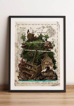 Piraci - Wyspa Czaszki